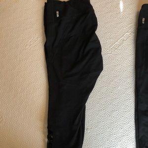 Zella high wasted hatha crop yoga pants